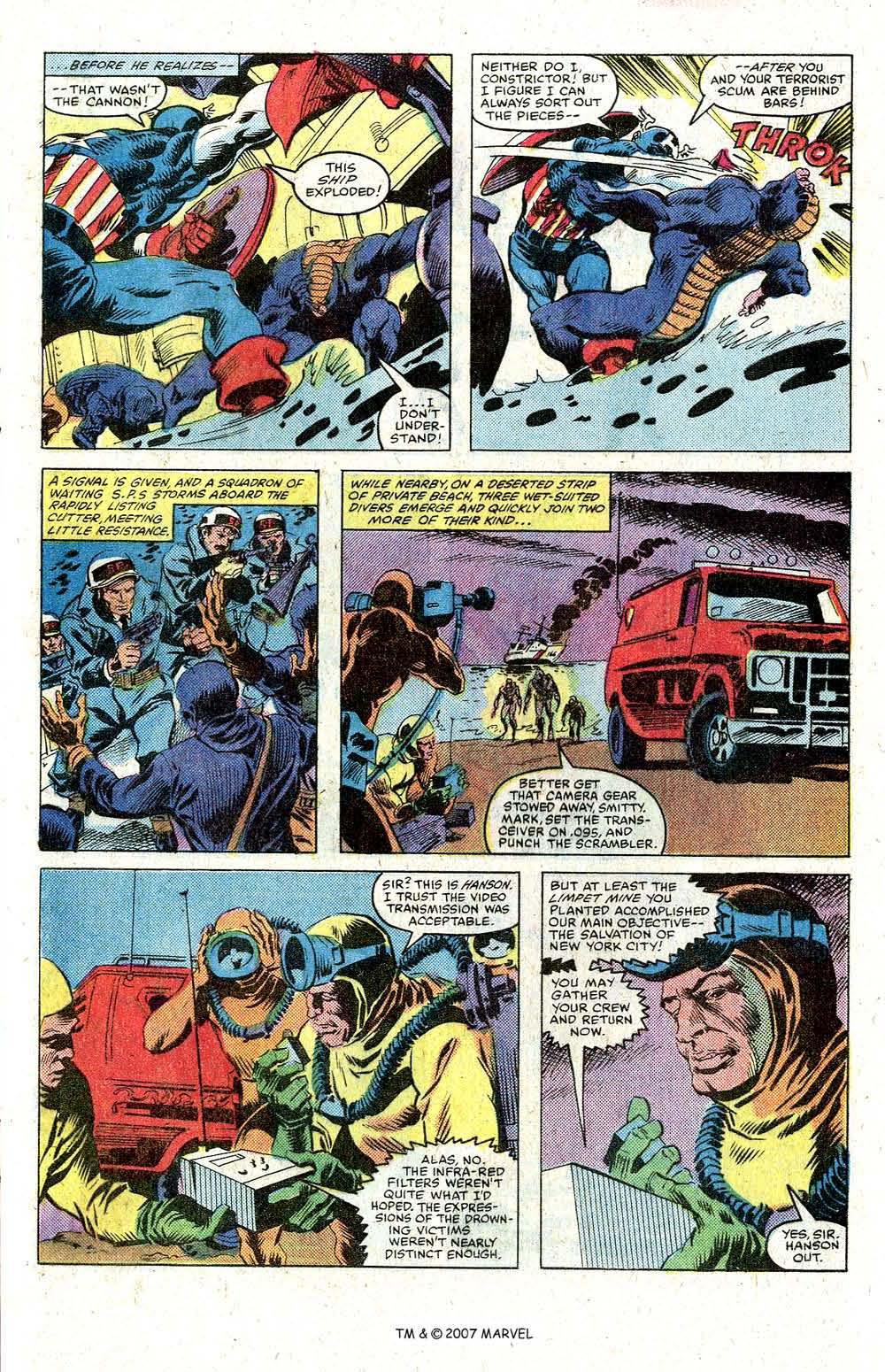 Read online Captain America (1968) comic -  Issue # _Annual 5 - 9
