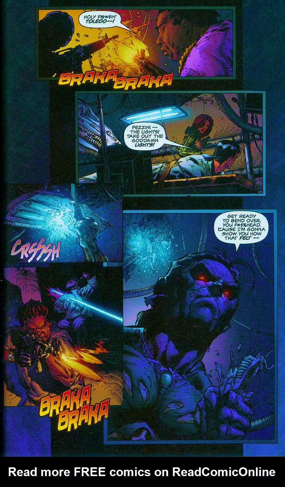 Read online Overkill: Witchblade/Aliens/Darkness/Predator comic -  Issue #2 - 26