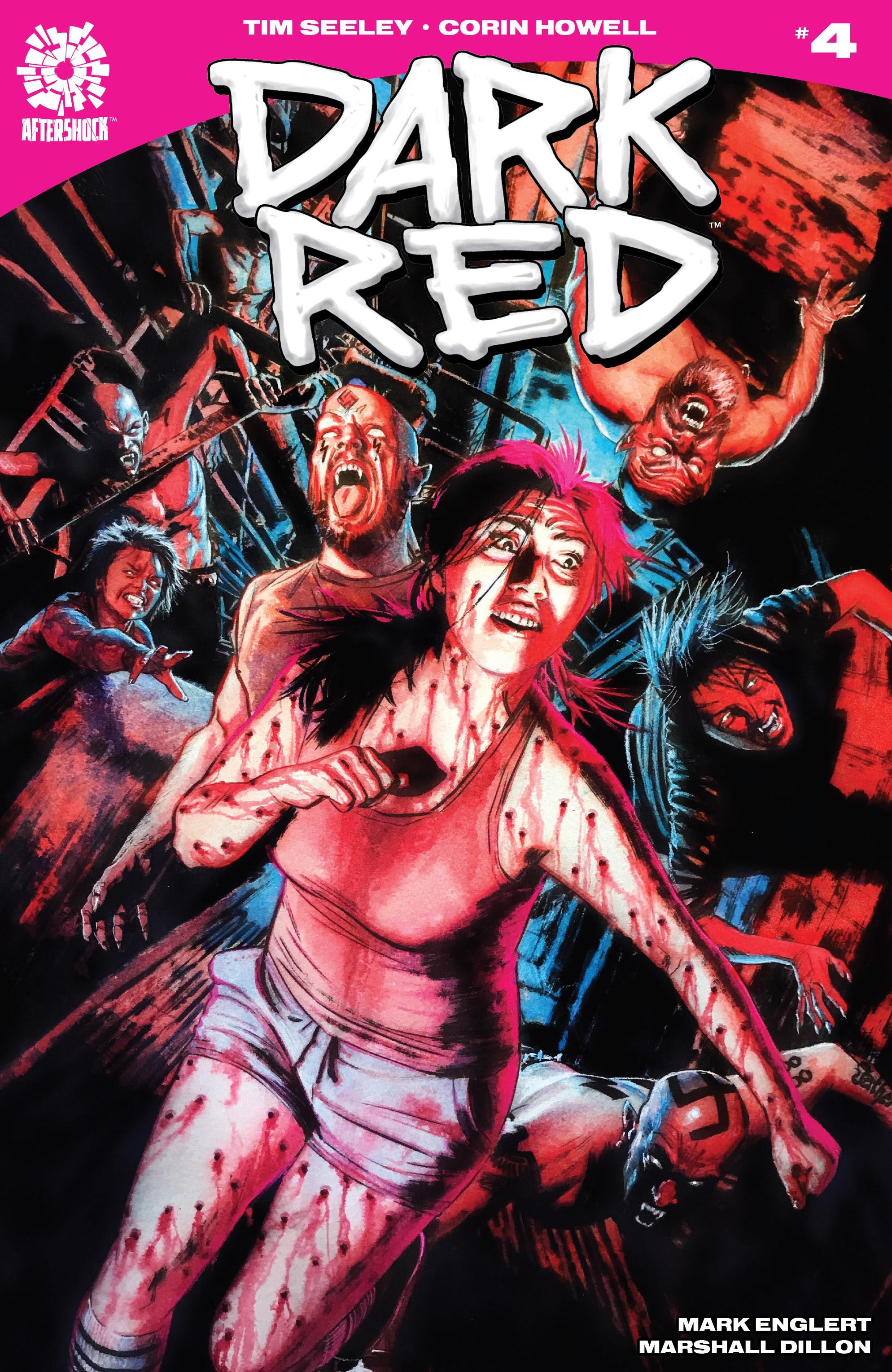 Dark Red 4 Page 1