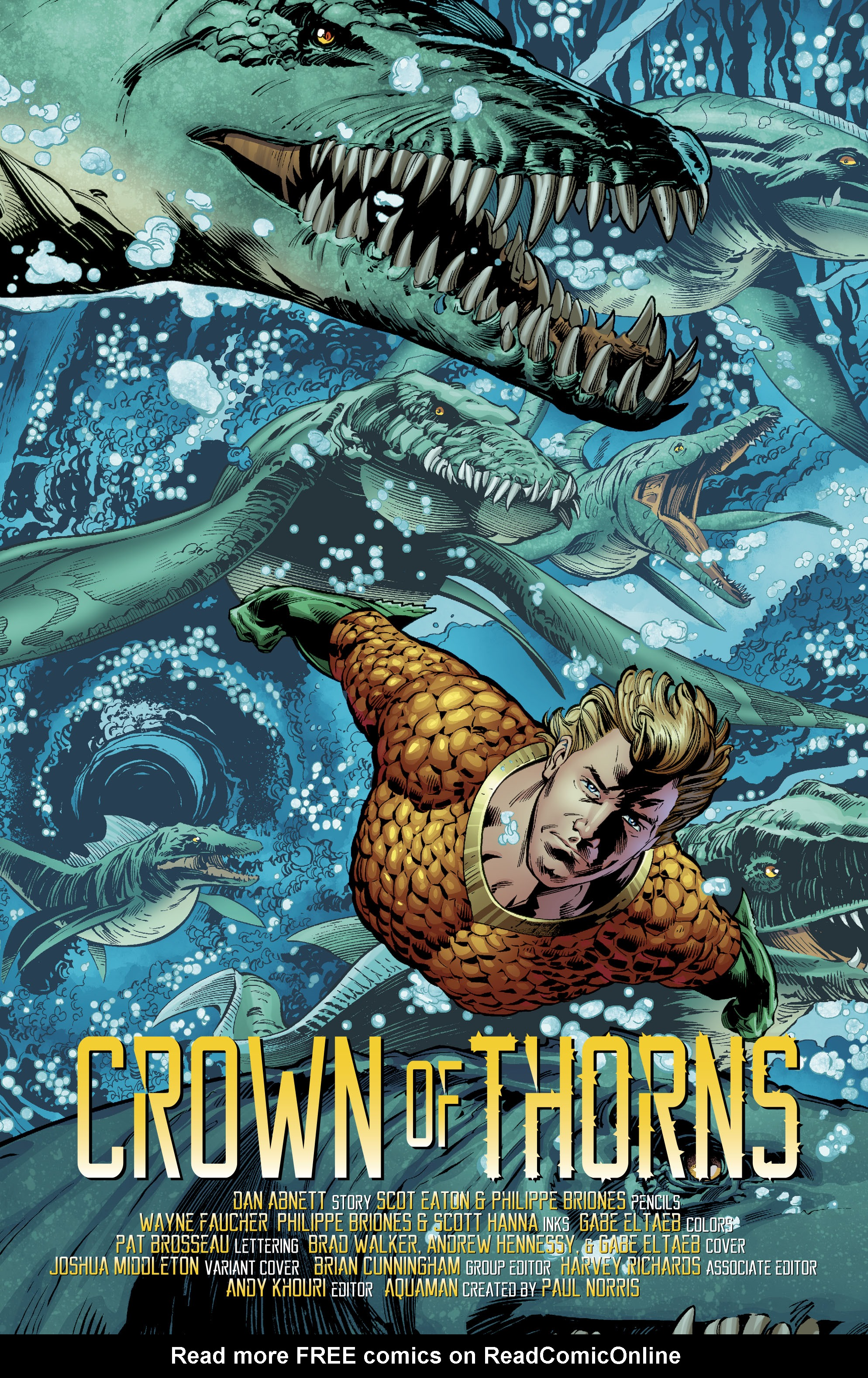Read online Aquaman (2016) comic -  Issue #24 - 4