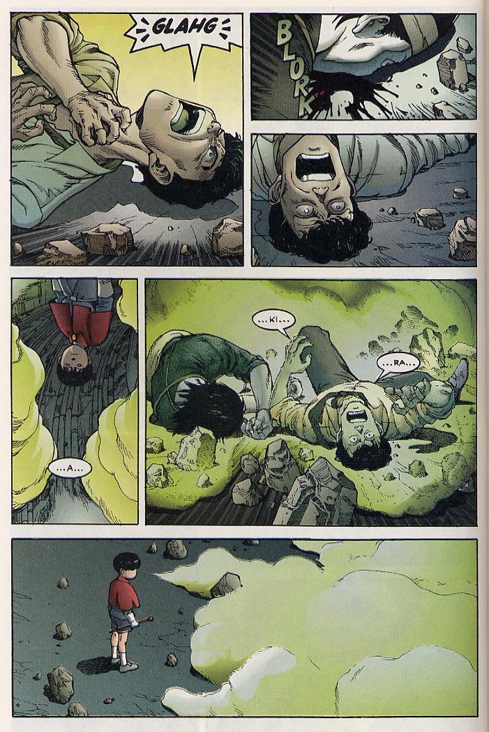 Read online Akira comic -  Issue #32 - 19