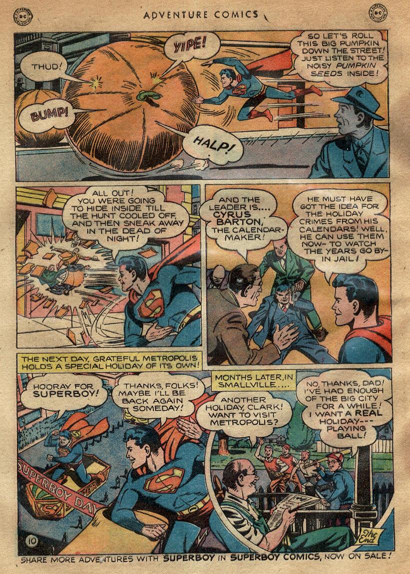 Read online Adventure Comics (1938) comic -  Issue #145 - 12