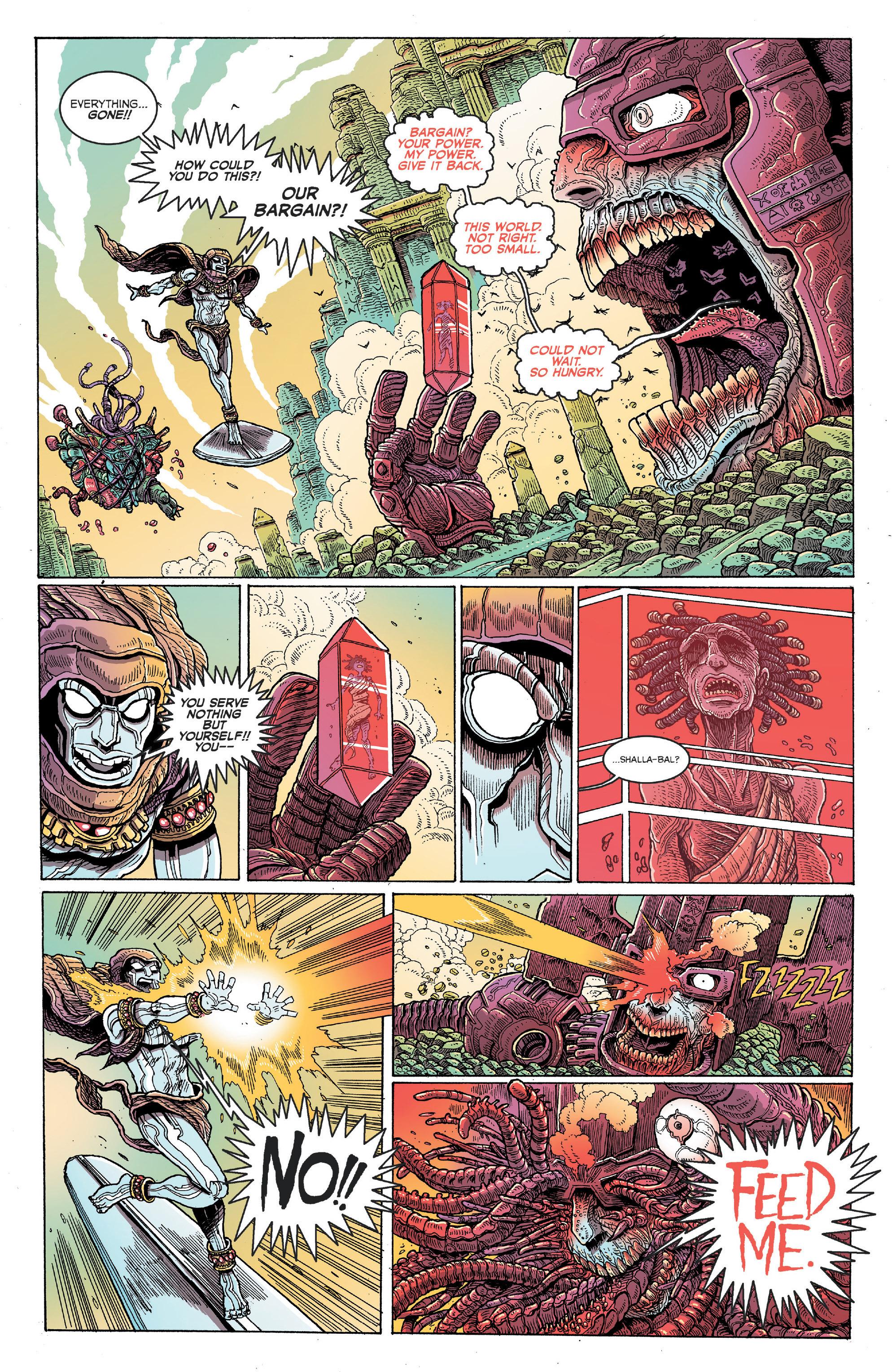 Read online Secret Wars Journal/Battleworld comic -  Issue # TPB - 196