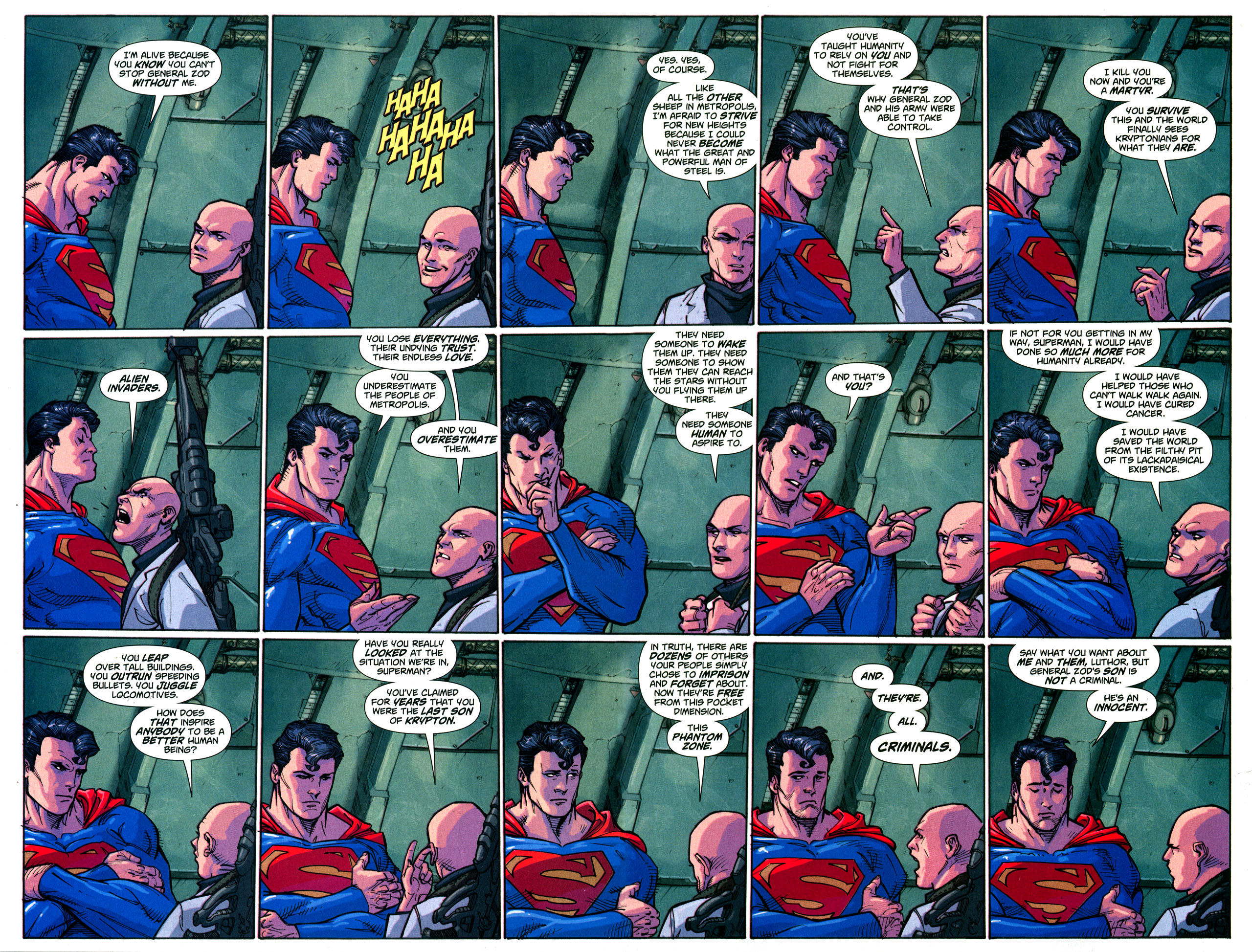 Read online Action Comics (1938) comic -  Issue #Action Comics (1938) _Annual 11 - 5