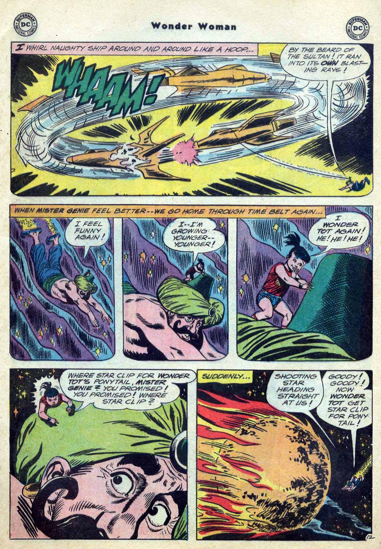 Read online Wonder Woman (1942) comic -  Issue #126 - 16