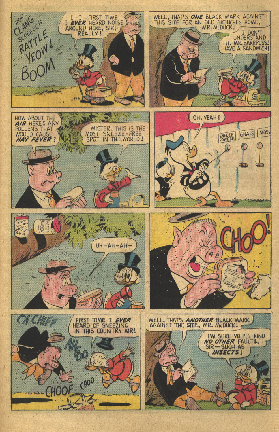 Read online Uncle Scrooge (1953) comic -  Issue #136 - 29
