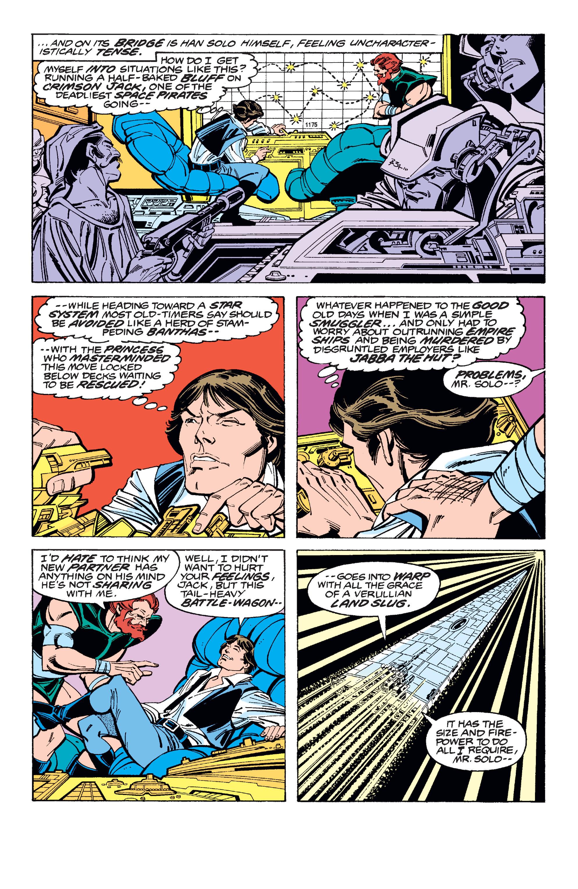 Read online Star Wars Omnibus comic -  Issue # Vol. 13 - 219