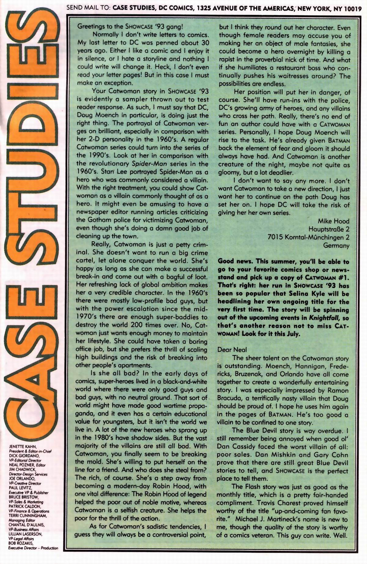 Read online Showcase '93 comic -  Issue #6 - 49