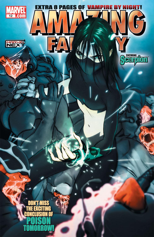 Read online Amazing Fantasy (2004) comic -  Issue #12 - 1