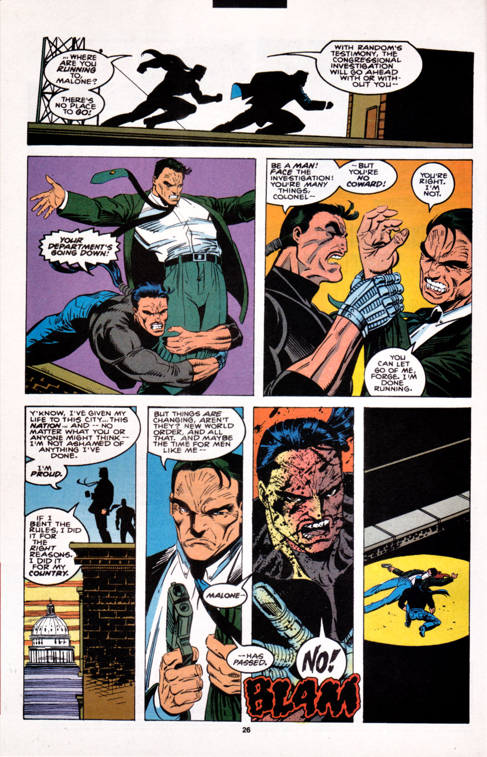 Read online X-Factor (1986) comic -  Issue #102 - 19