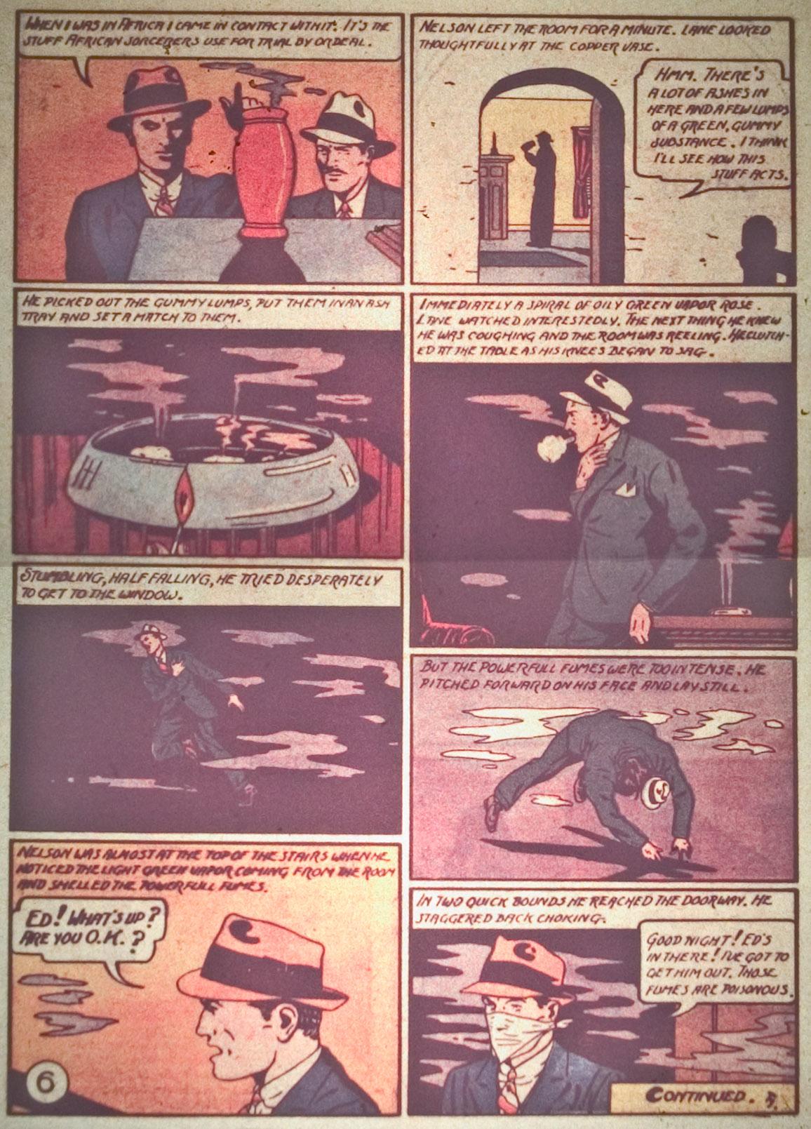 Read online Detective Comics (1937) comic -  Issue #27 - 42