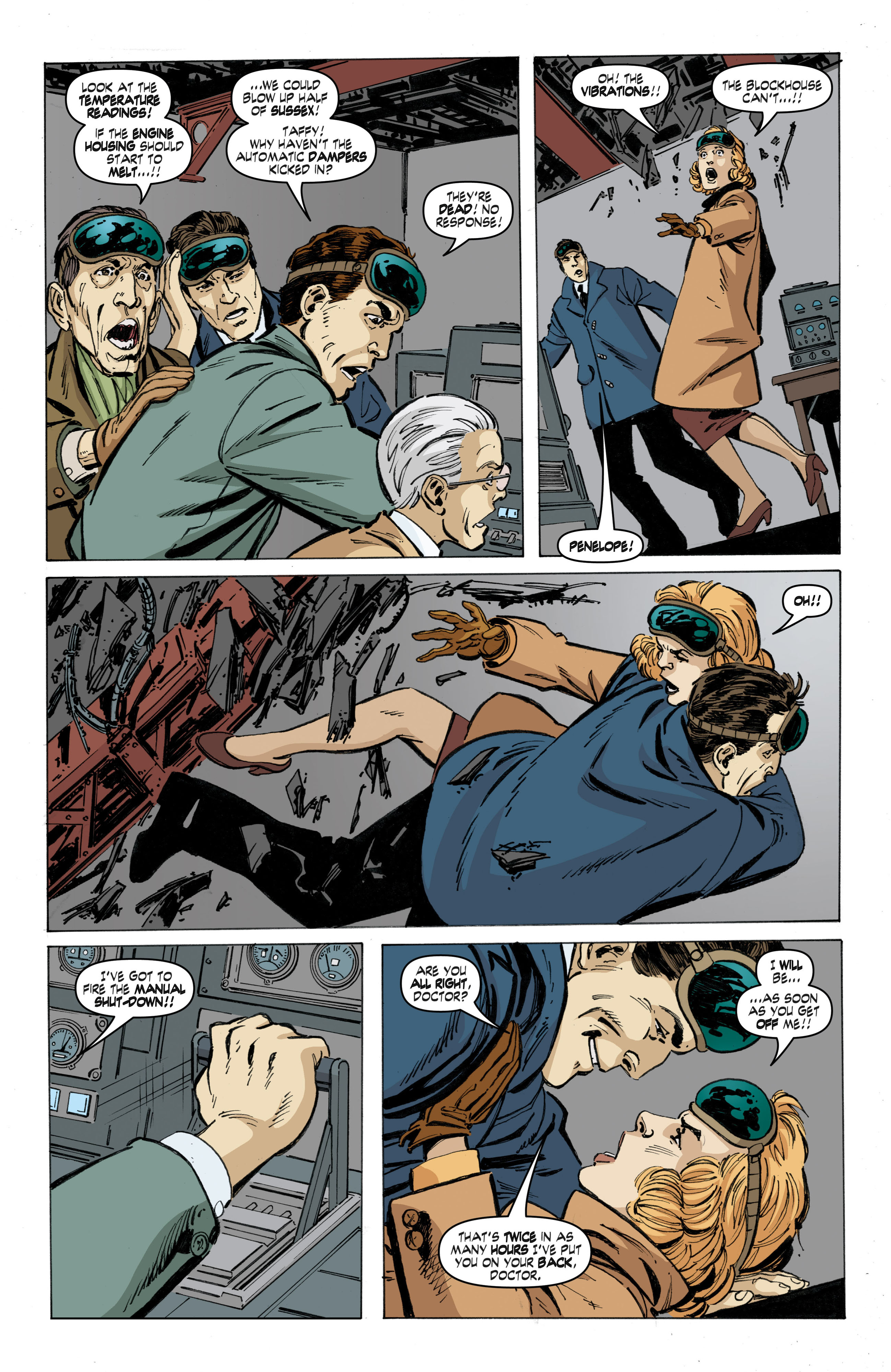 Read online Cold War comic -  Issue # TPB - 40