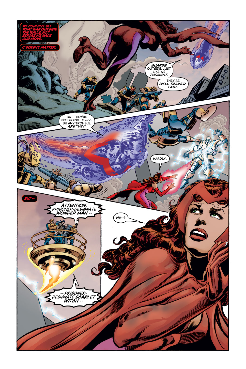Read online Avengers (1998) comic -  Issue #51 - 15