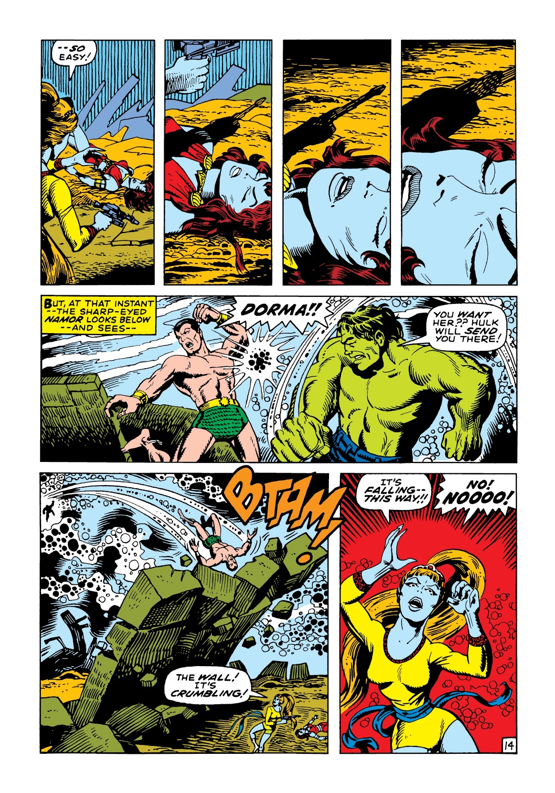 Read online Marvel Masterworks: The Incredible Hulk comic -  Issue # TPB 5 (Part 2) - 67
