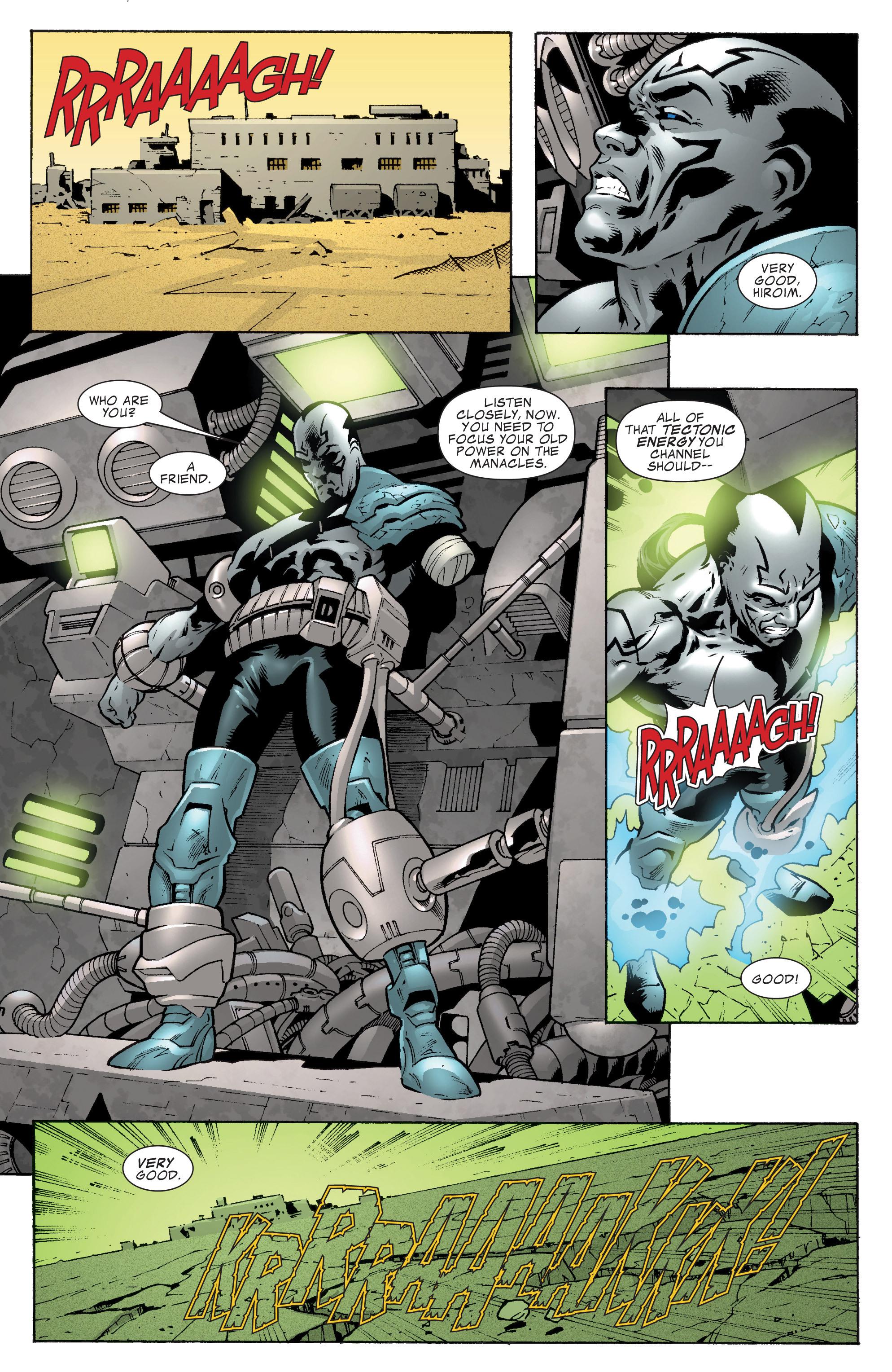Read online World War Hulk Aftersmash: Warbound, Vol. 1 comic -  Issue #1 - 12