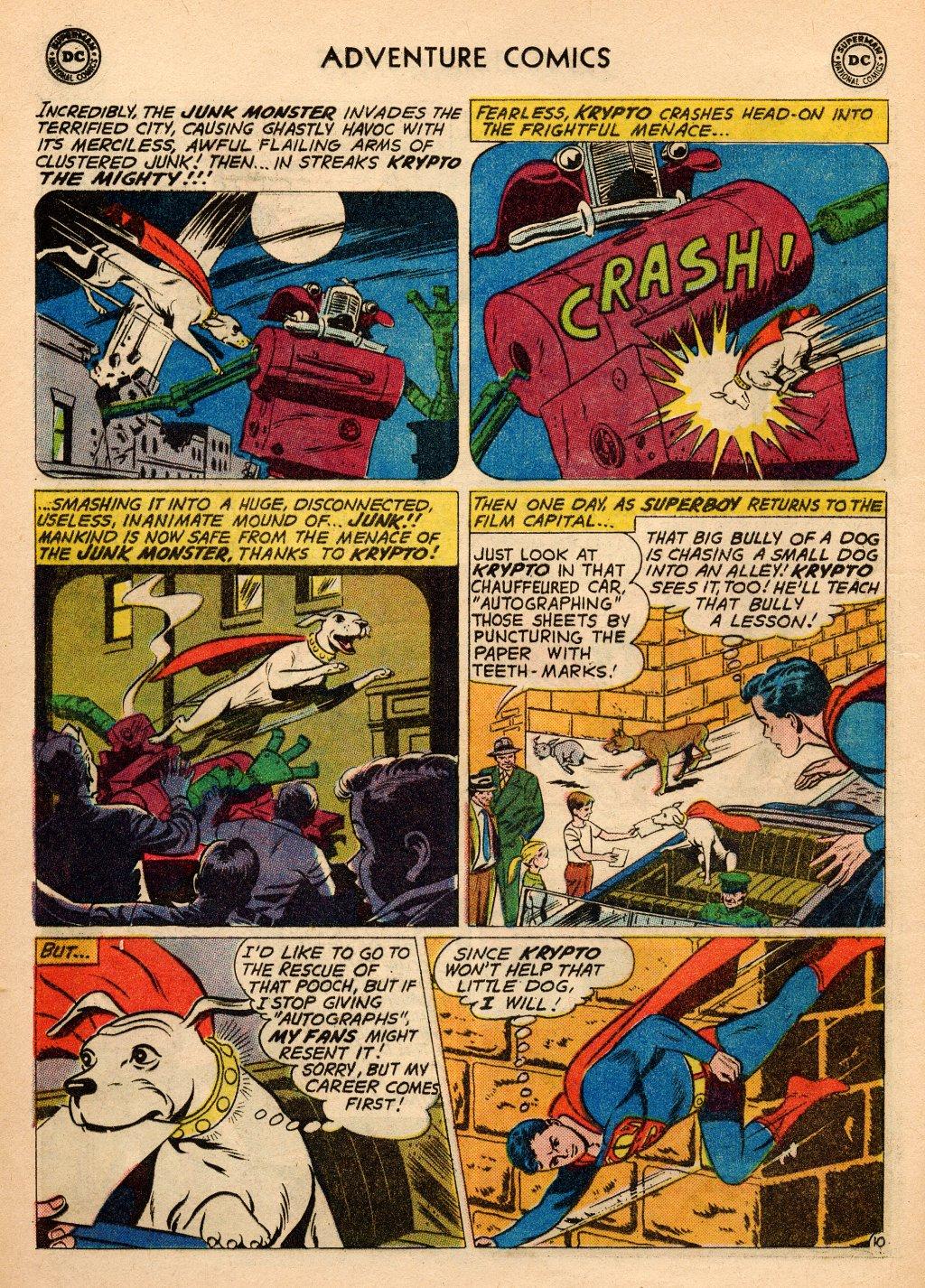 Read online Adventure Comics (1938) comic -  Issue #272 - 12