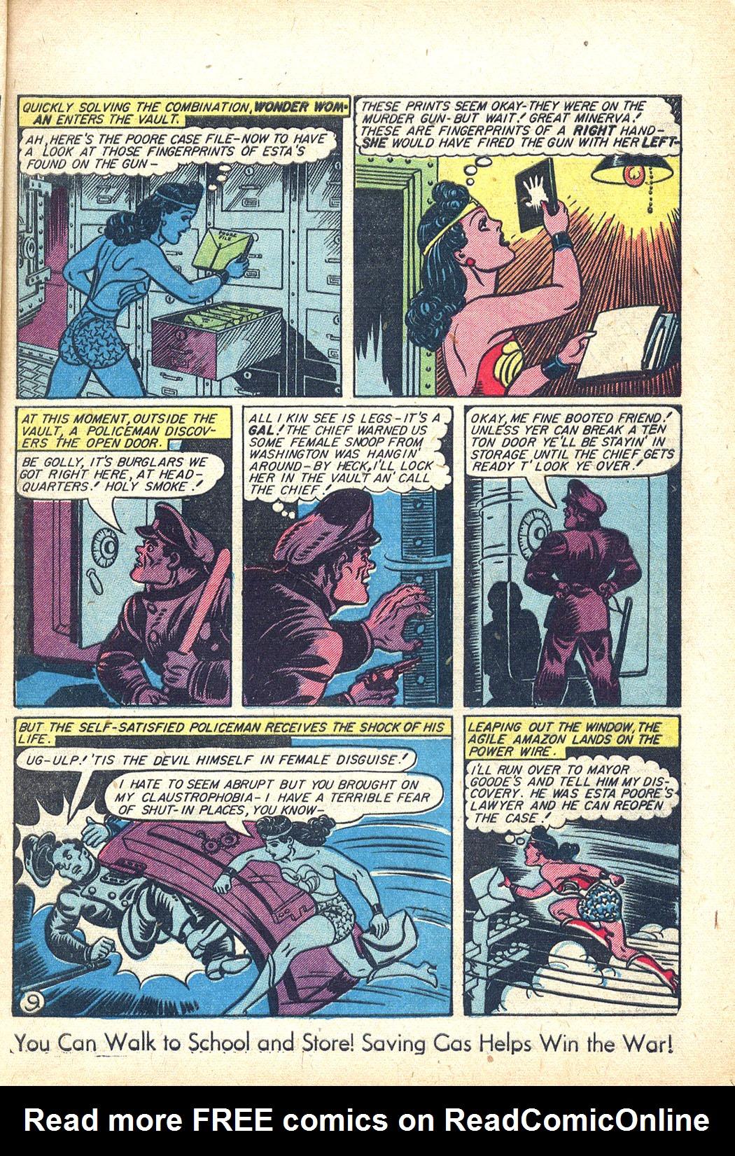 Read online Sensation (Mystery) Comics comic -  Issue #34 - 11