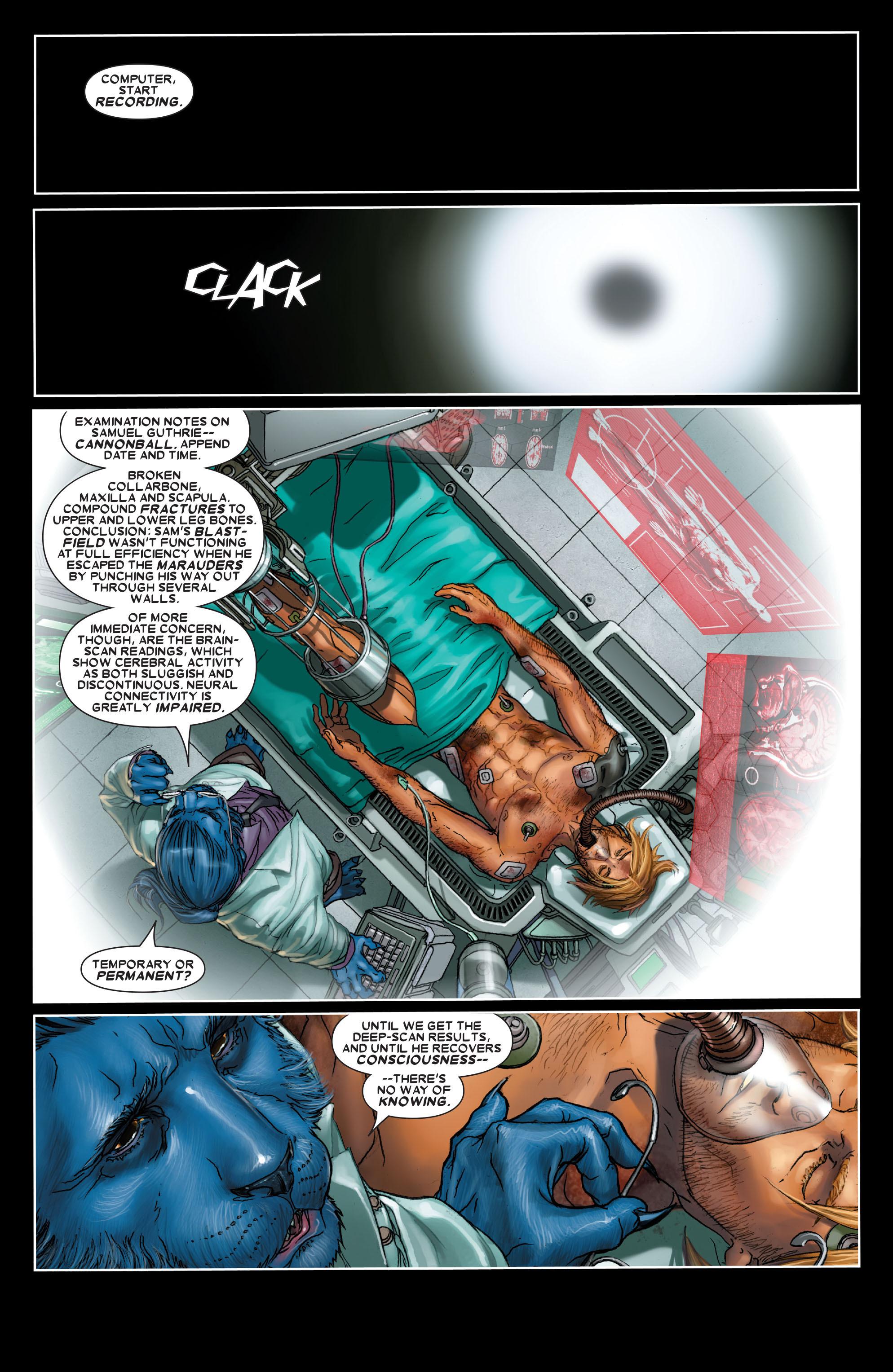 X-Men (1991) 204 Page 1