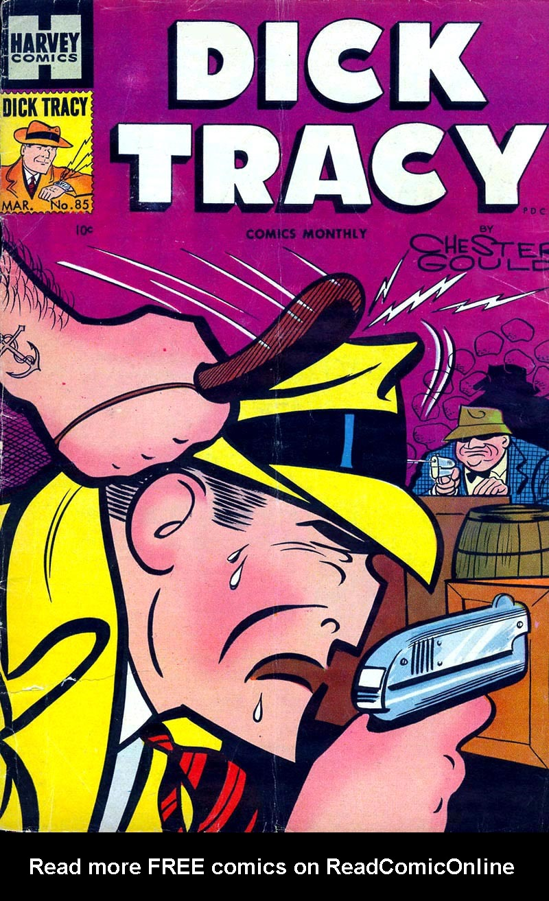 Dick Tracy (1950) 85 Page 1