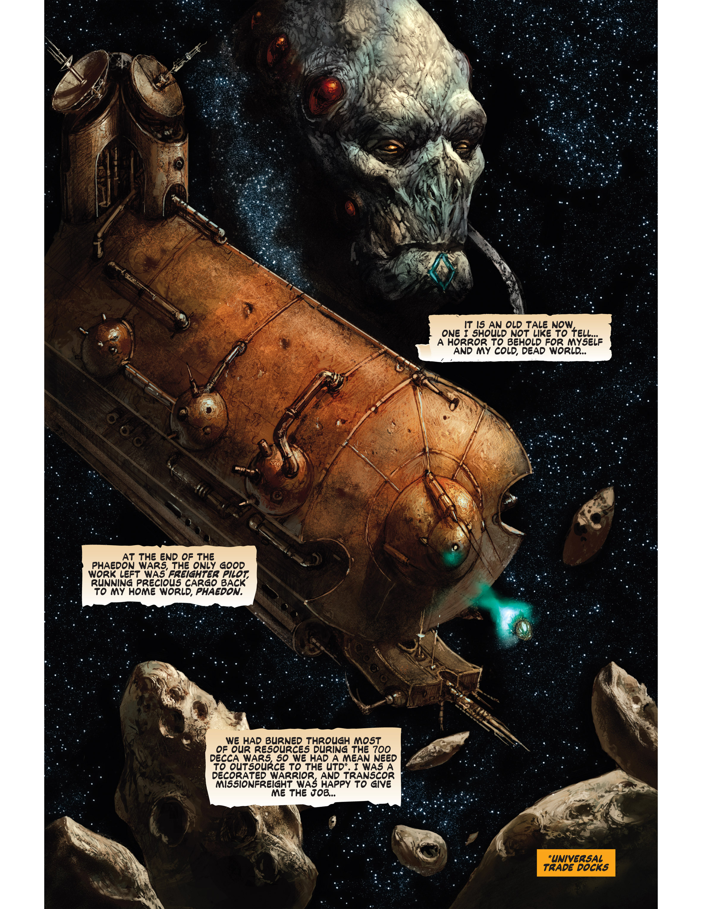 Read online Bad Planet comic -  Issue # TPB - 95