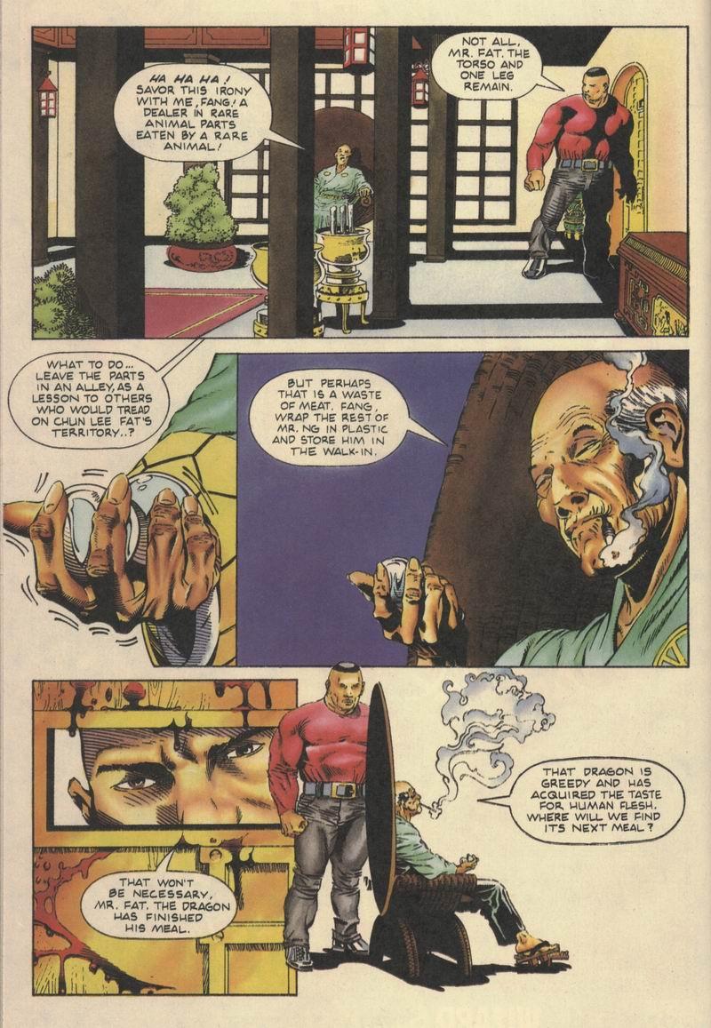 Read online Turok, Dinosaur Hunter (1993) comic -  Issue #10 - 20