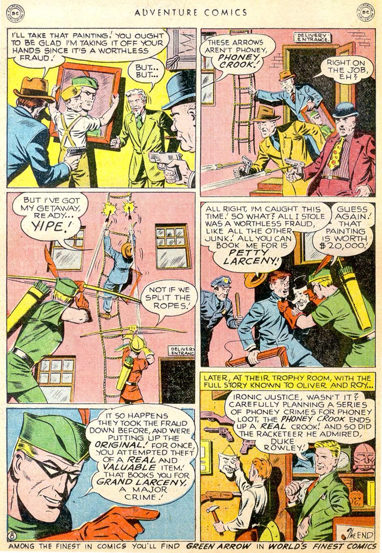 Read online Adventure Comics (1938) comic -  Issue #144 - 20