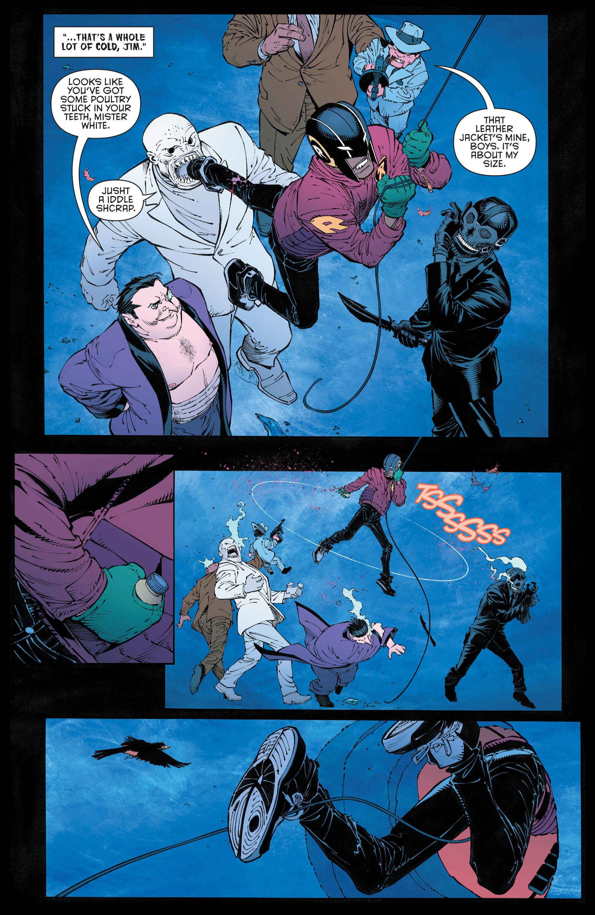 Read online Batman (2011) comic -  Issue # _TPB 9 - 35