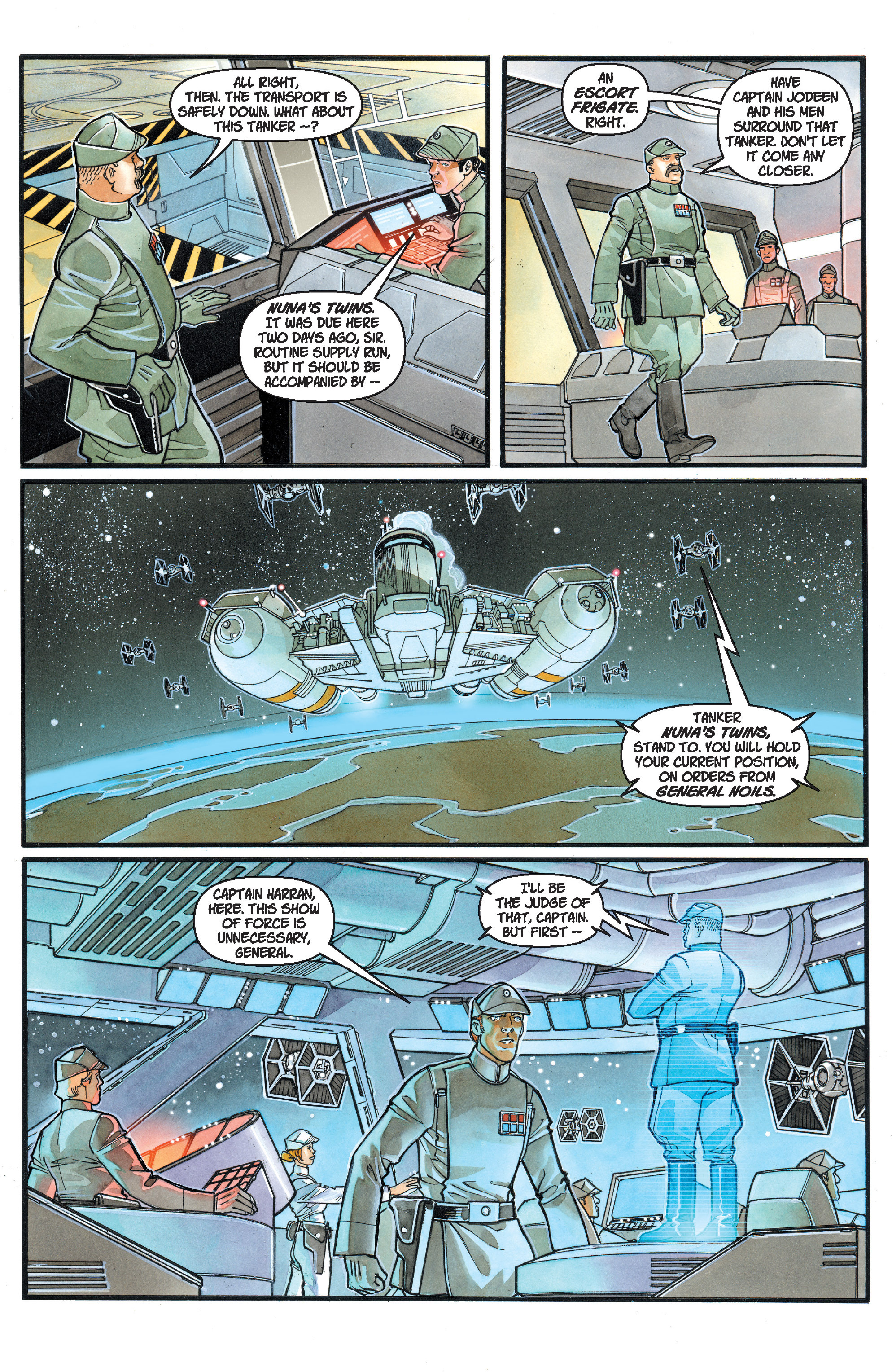 Read online Star Wars Omnibus comic -  Issue # Vol. 22 - 218