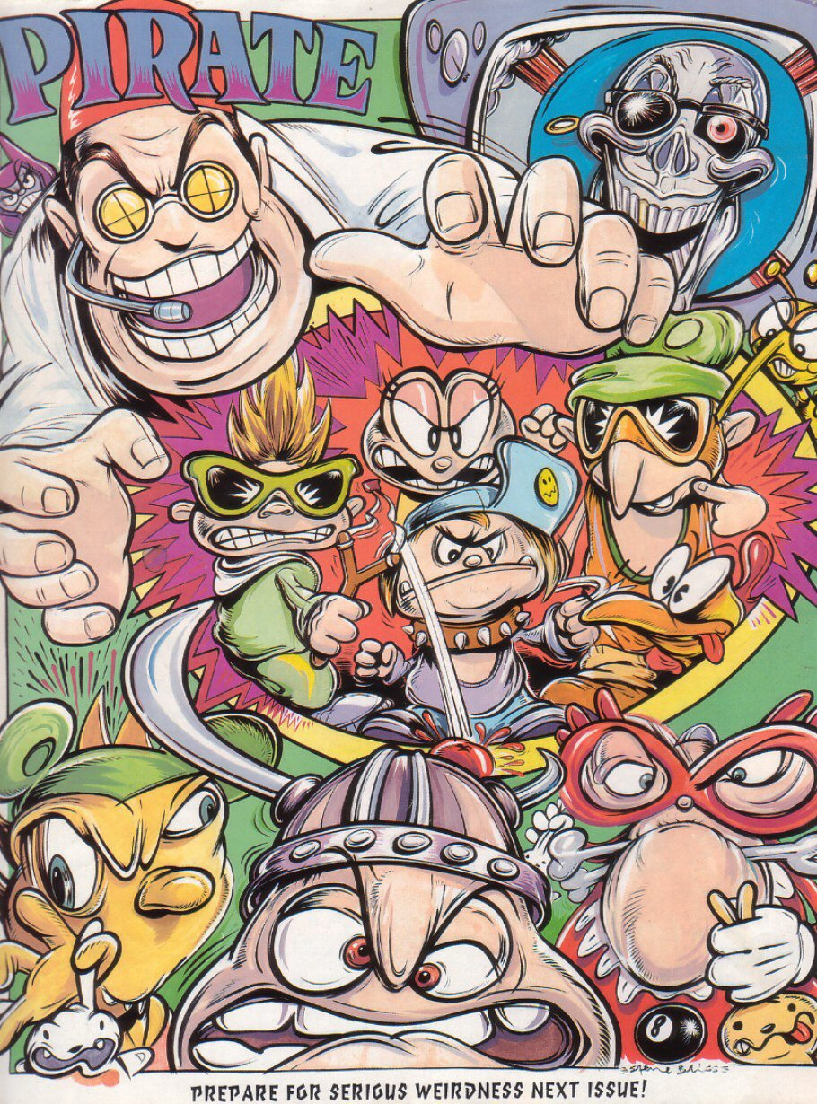 Read online Sonic the Comic comic -  Issue #27 - 32
