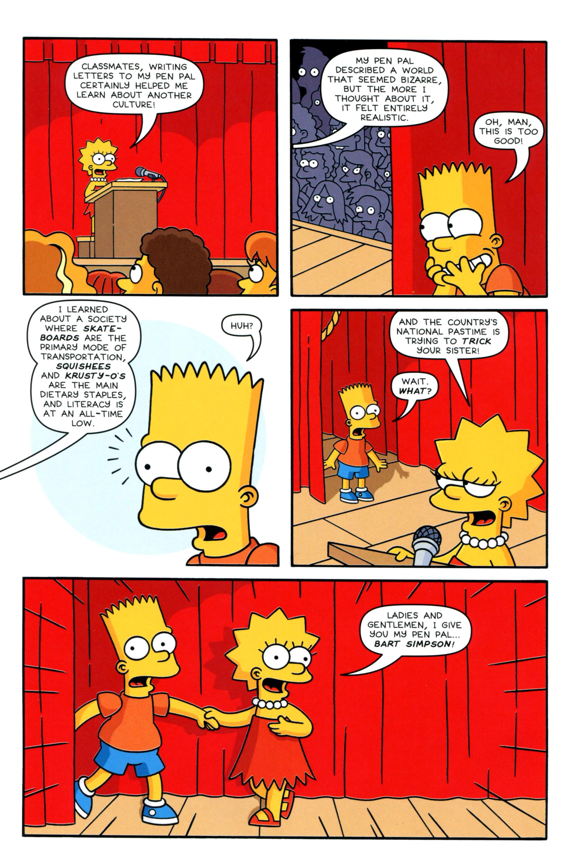 Read online Simpsons Comics Presents Bart Simpson comic -  Issue #93 - 10