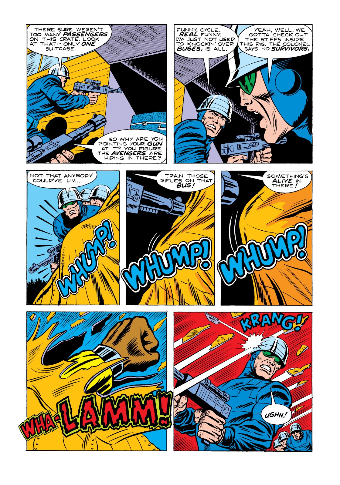 Read online Marvel Masterworks: Luke Cage, Power Man comic -  Issue # TPB 2 (Part 2) - 29
