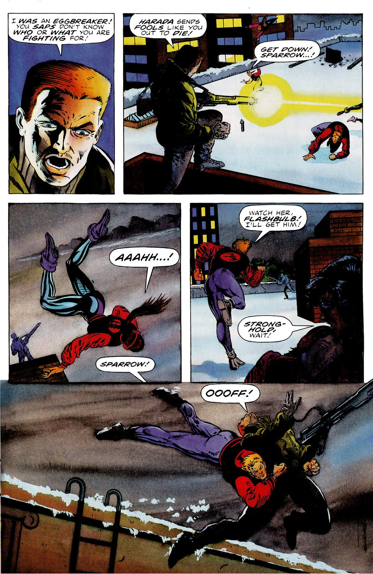 Read online Harbinger (1992) comic -  Issue #16 - 14