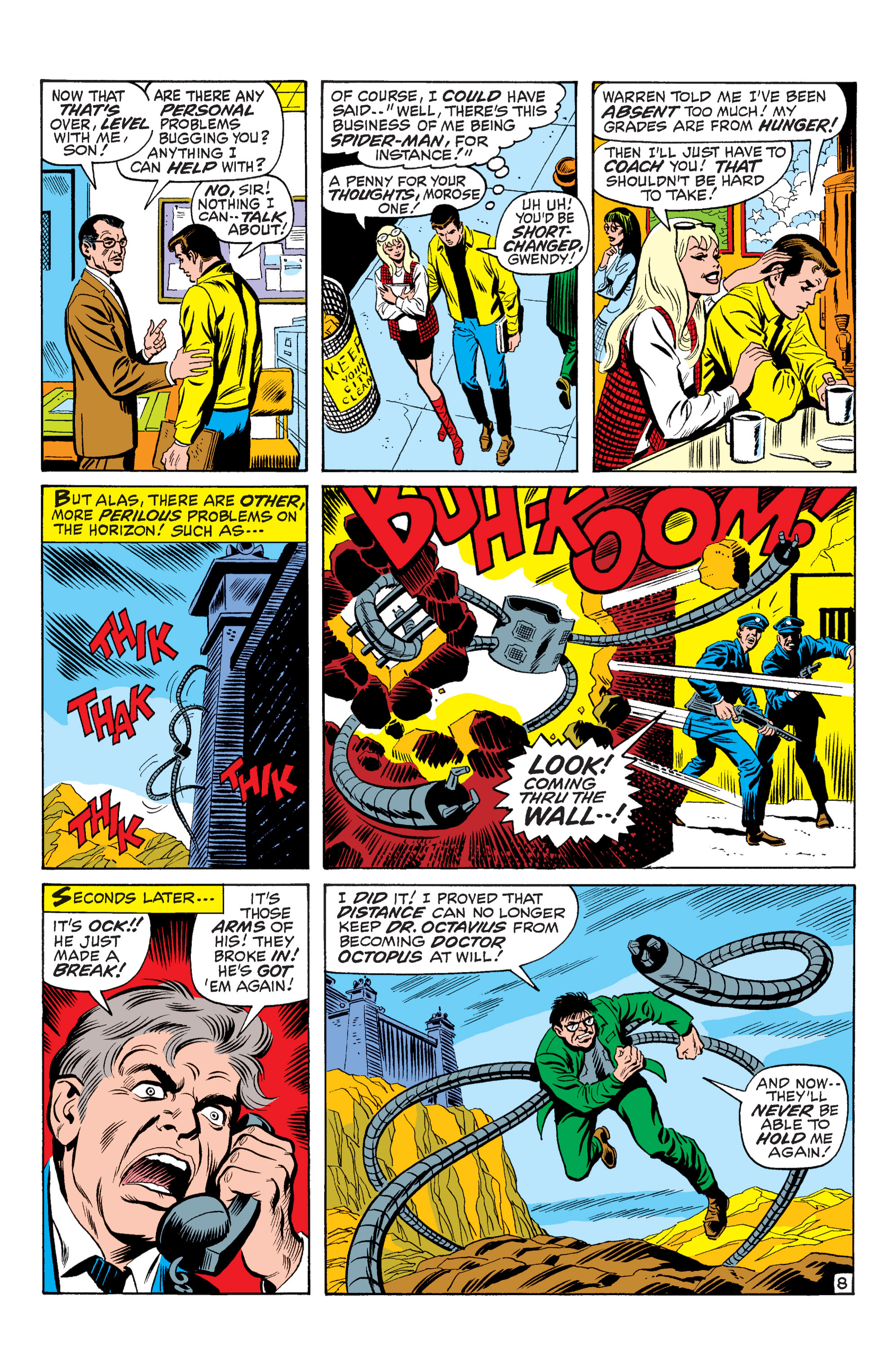 The Amazing Spider-Man (1963) 88 Page 8