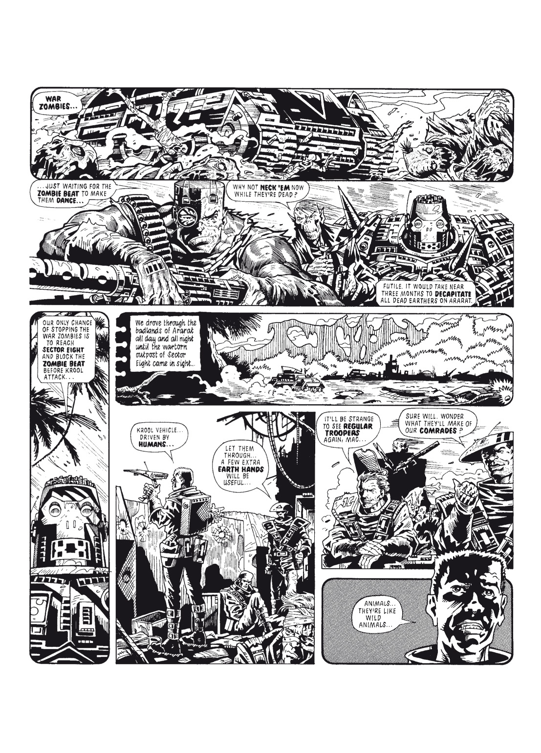 Read online The Complete Bad Company comic -  Issue # TPB - 63