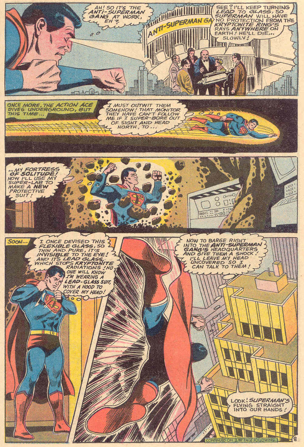 Read online Action Comics (1938) comic -  Issue #377 - 11