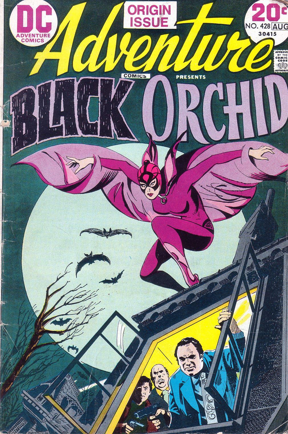 Read online Adventure Comics (1938) comic -  Issue #428 - 1
