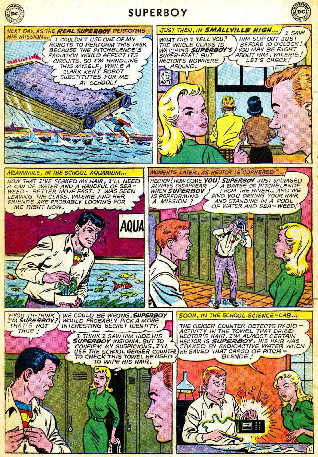 Superboy (1949) issue 116 - Page 13