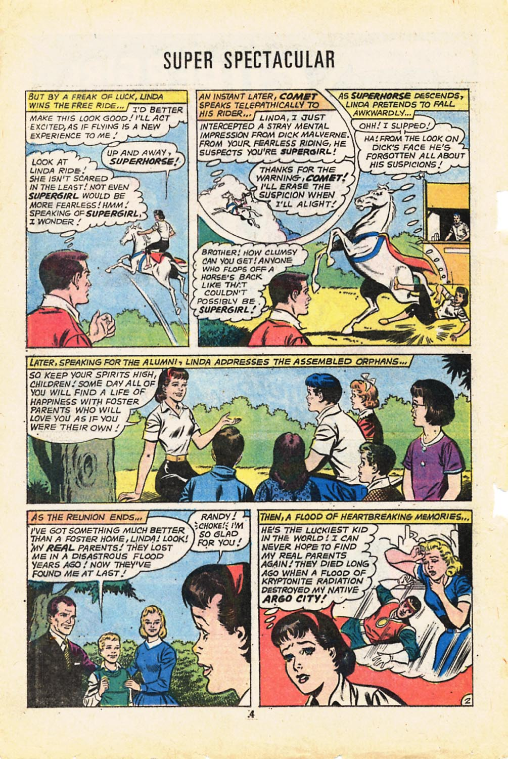 Read online Adventure Comics (1938) comic -  Issue #416 - 4