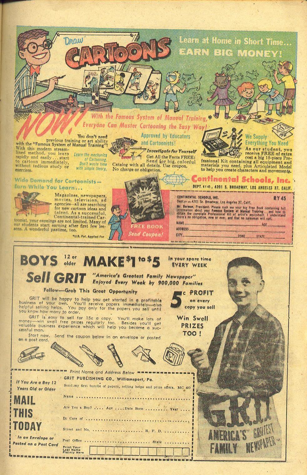 Gunsmoke Western issue 58 - Page 25