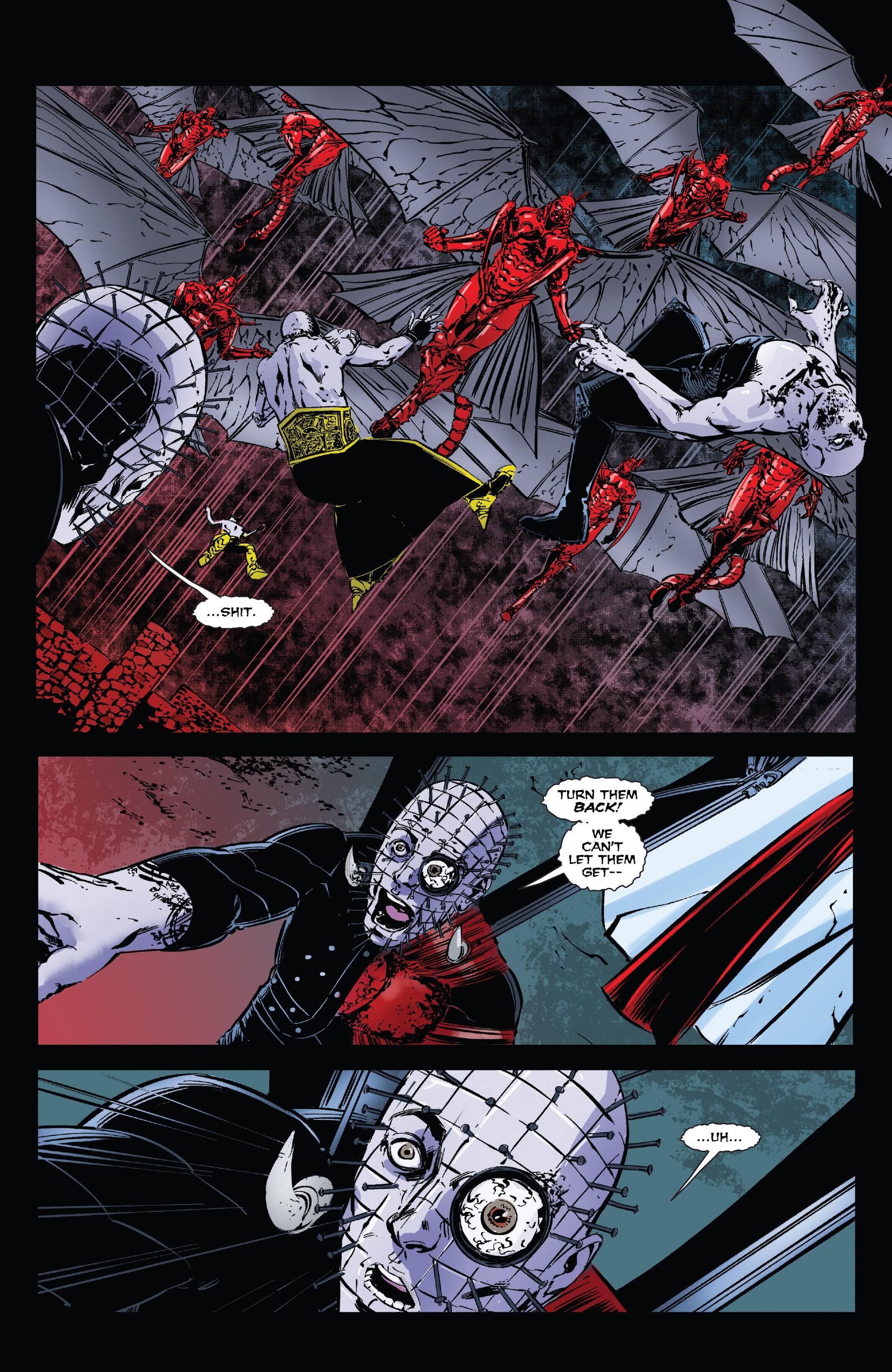 Read online Clive Barker's Hellraiser: The Dark Watch comic -  Issue # TPB 3 - 79