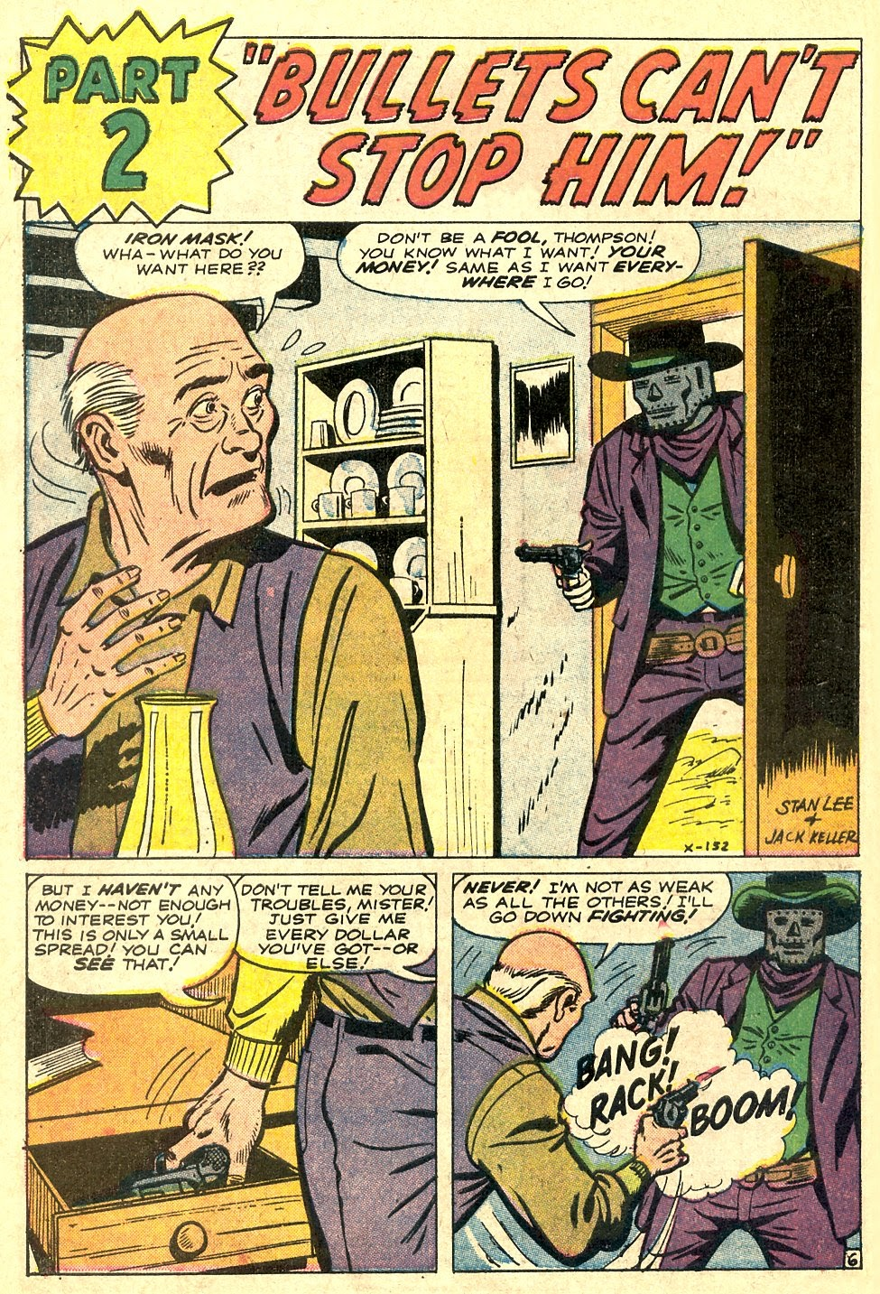 Kid Colt Outlaw issue 110 - Page 10