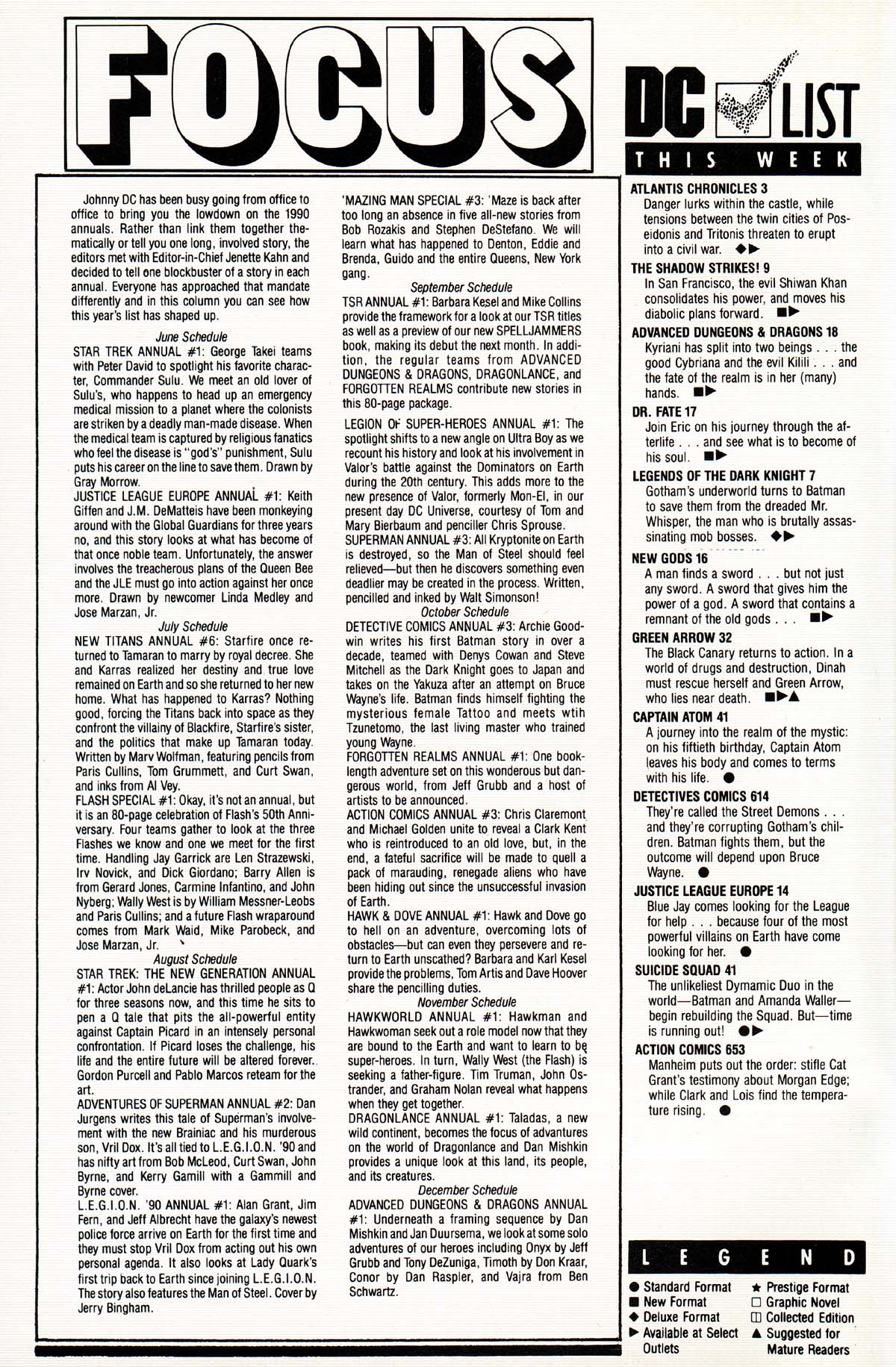 Advanced Dungeons & Dragons 18 Page 2