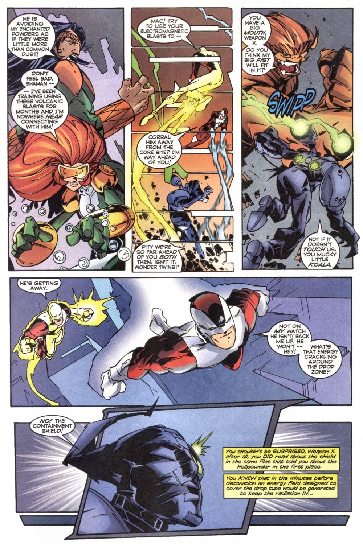 Read online Alpha Flight (1997) comic -  Issue #20 - 15