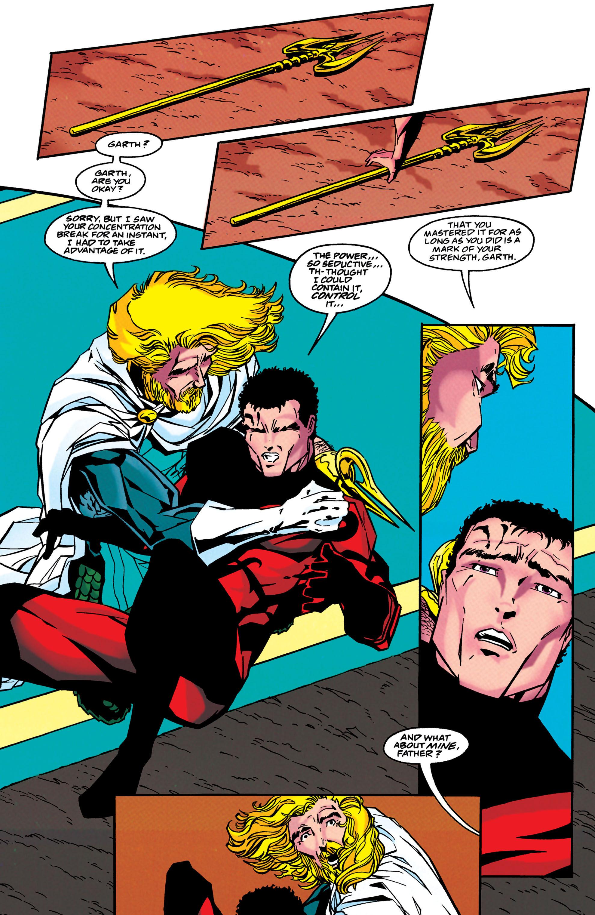 Read online Aquaman (1994) comic -  Issue #49 - 20