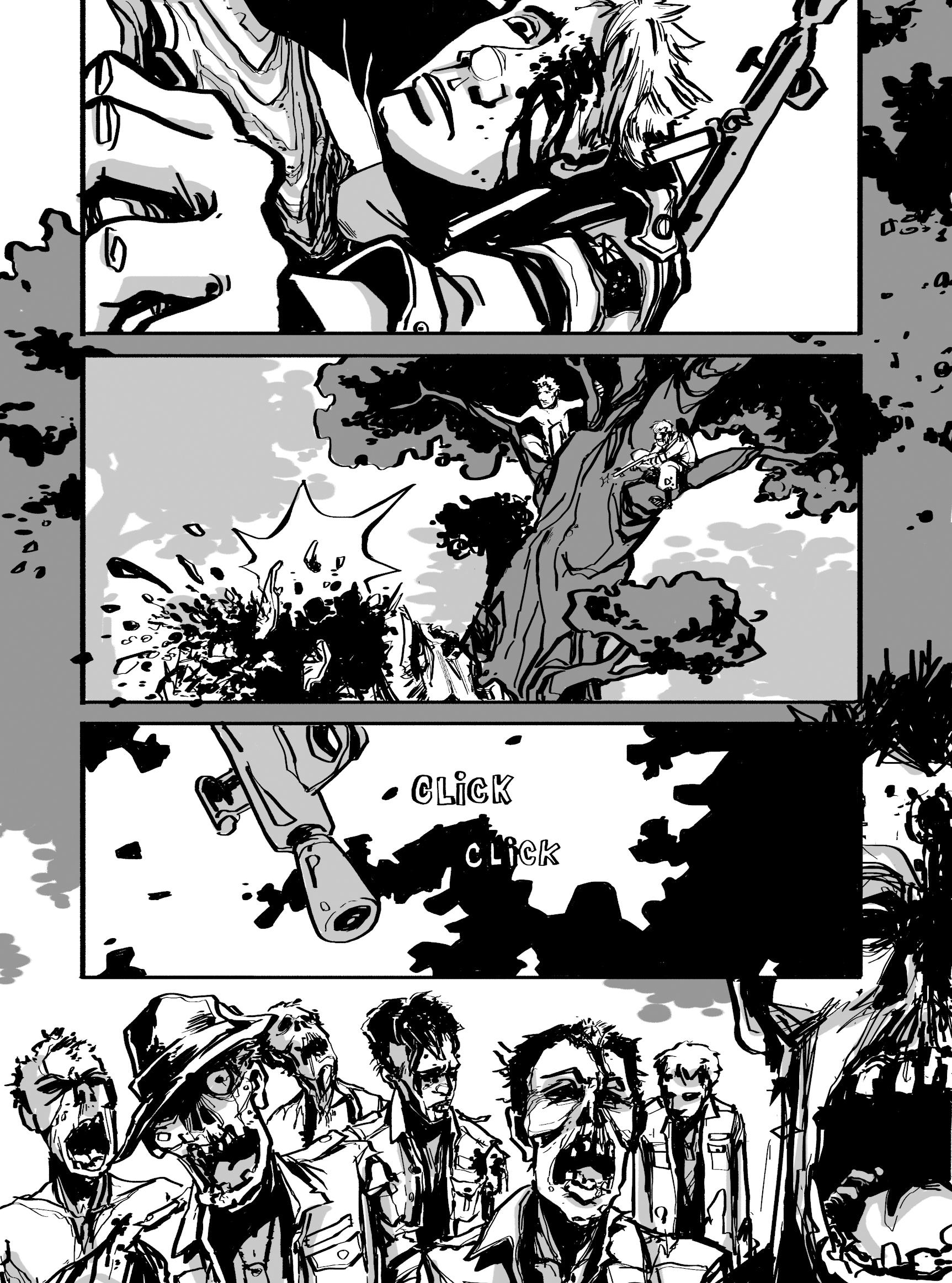 Read online FUBAR comic -  Issue #2 - 214