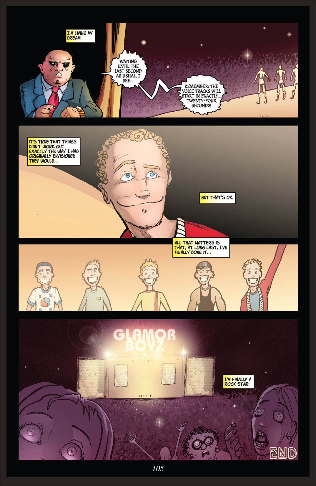 Read online Nightmare World comic -  Issue # Vol. 2 Leave the Light On - 106