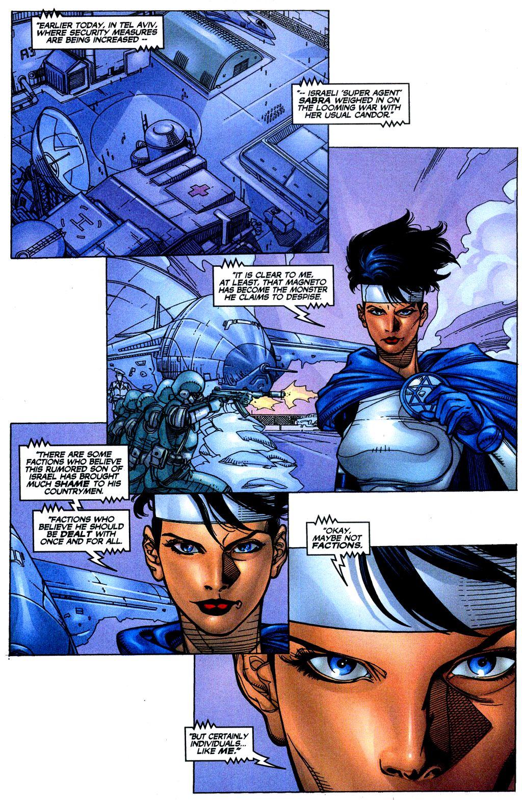 X-Men (1991) 111 Page 11