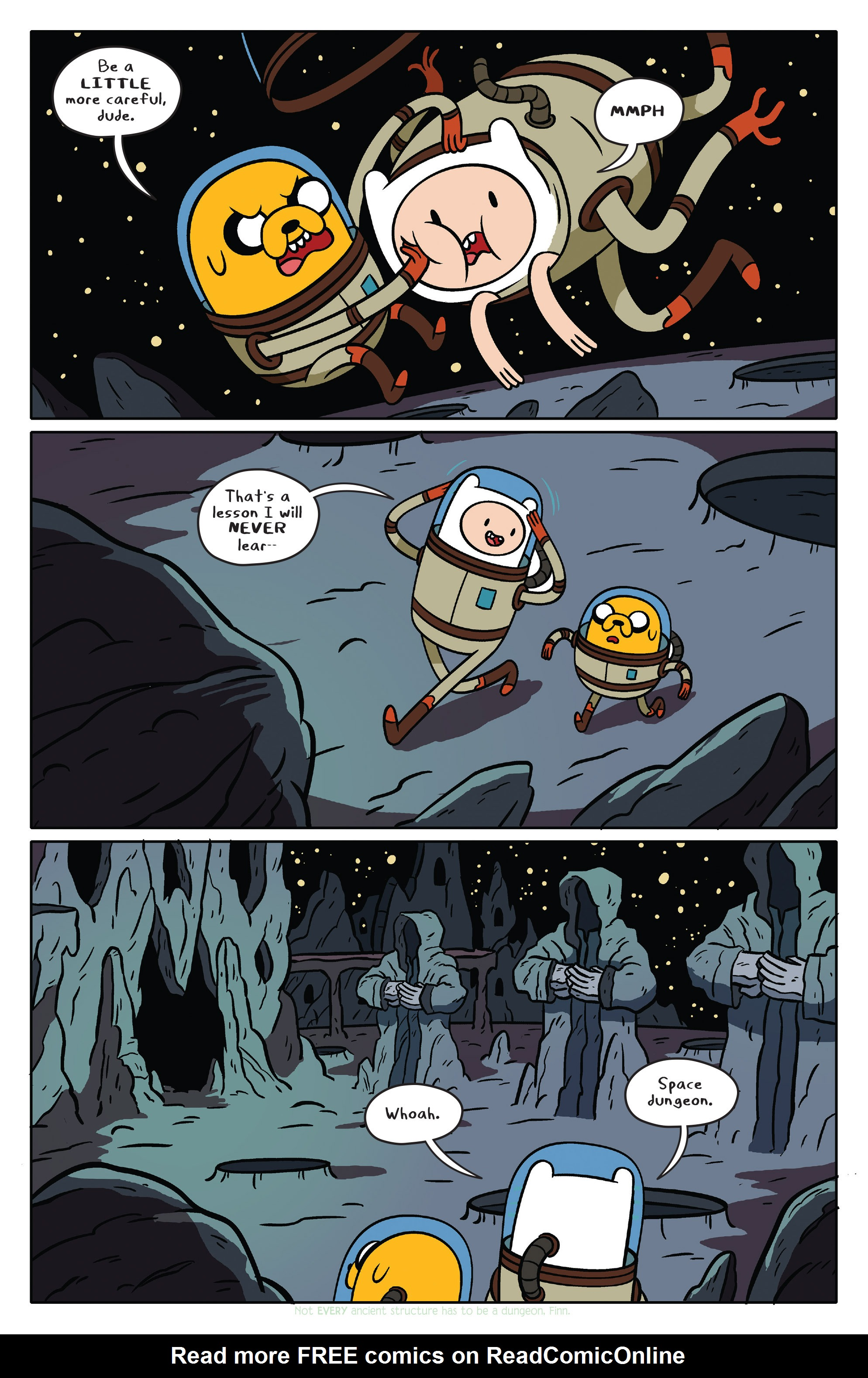 Read online Adventure Time comic -  Issue #36 - 12