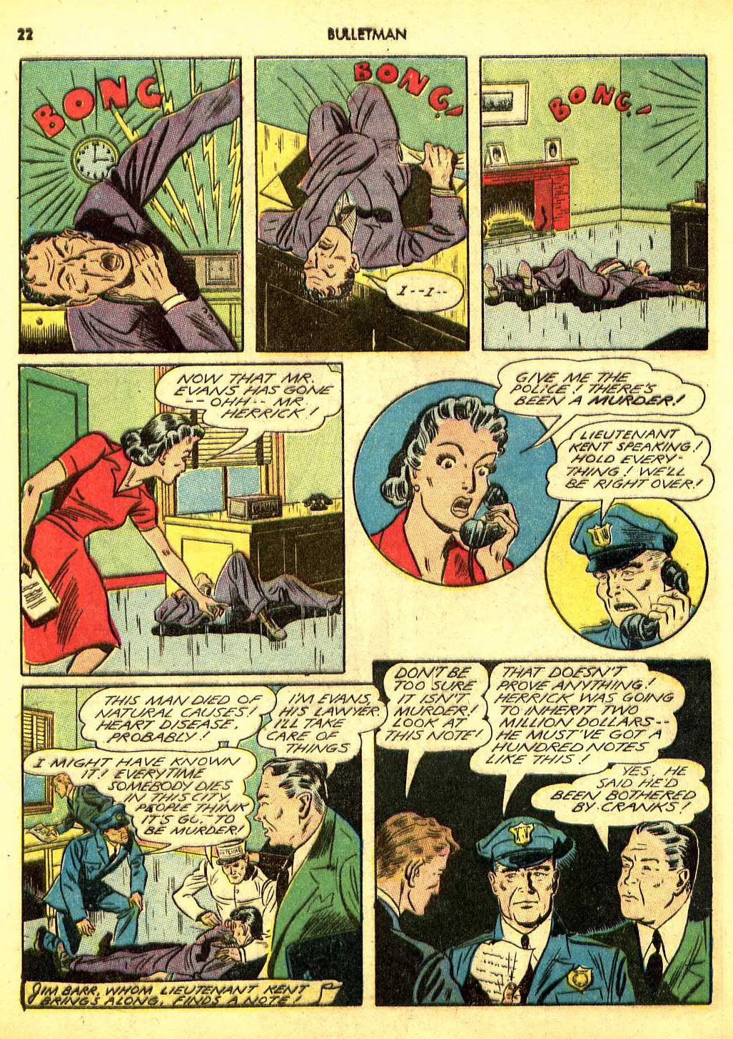 Bulletman issue 12 - Page 21
