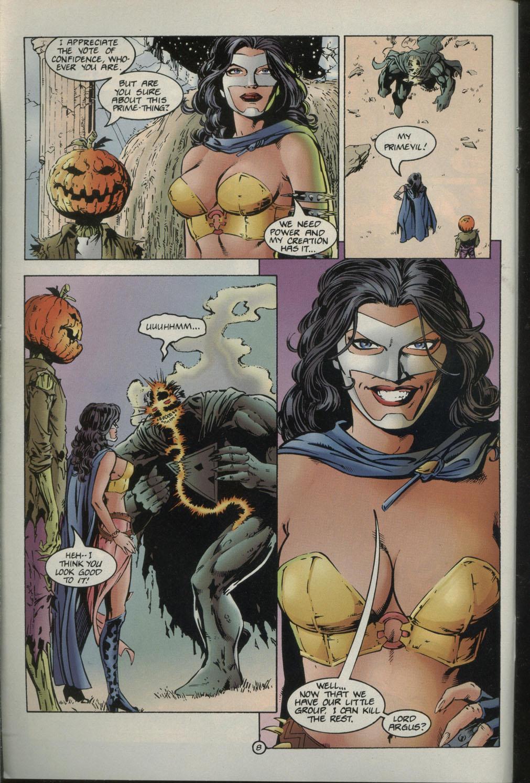 Read online Godwheel comic -  Issue #1 - 11